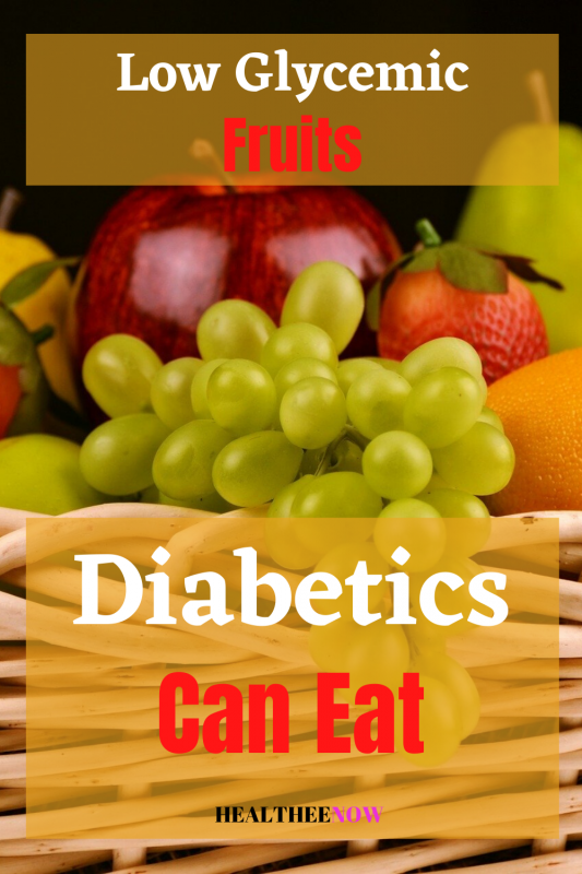 Are Fruits Good For A Diabetic Heal Thee Now